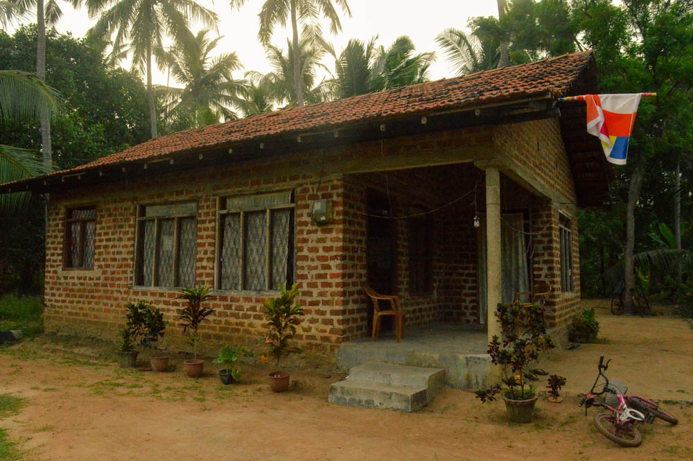 Out behind the chicken coop: a story from my Sri Lankan homestay